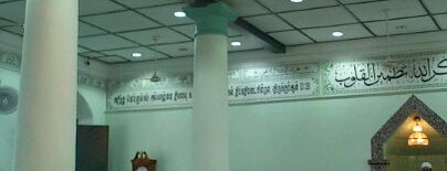 Jamae Mosque (Chulia) is one of Singapore.