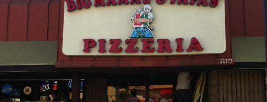 Big Mama's And Papa's Pizzeria is one of Lunch Places Near WDI.