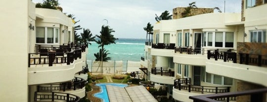 7 Stones Boracay Suites is one of Posti che sono piaciuti a Alexandra.