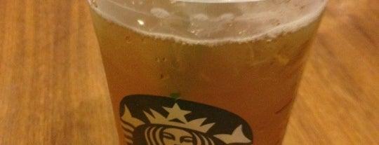 Starbucks is one of Crystal : понравившиеся места.