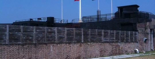 Fort Sumter National Monument is one of Best Places to Check out in United States Pt 1.