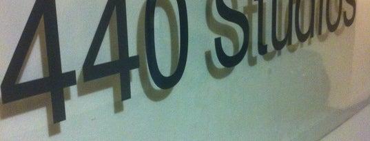 440 Studios is one of Tempat yang Disukai David.