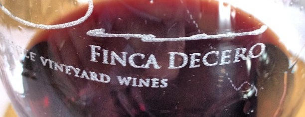 Finca Decero is one of Mendoza, Argentina.