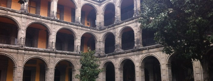 Antiguo Colegio de San Ildefonso is one of 101 Mexico City musts!.
