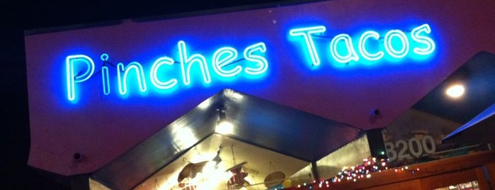 Pinches Tacos is one of Beyond Eats!.