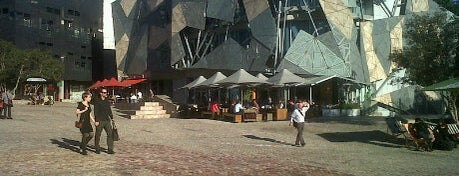 Federation Square is one of Melbourne Music & Event Spaces.