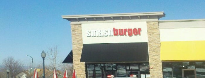 Smashburger is one of Posti salvati di Ike.