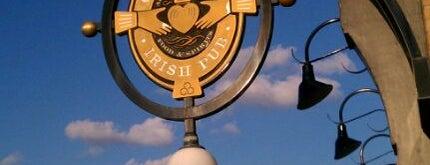 Claddagh Irish Pub is one of MN Bars.