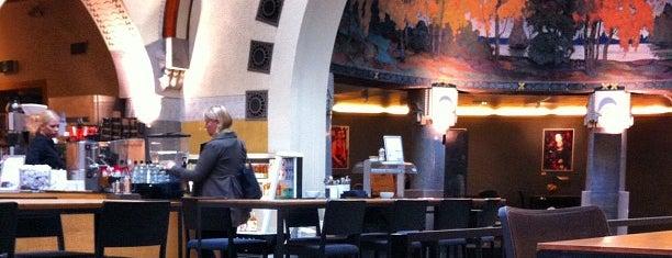 Aschan Café Jugend is one of Lugares favoritos de Martti.