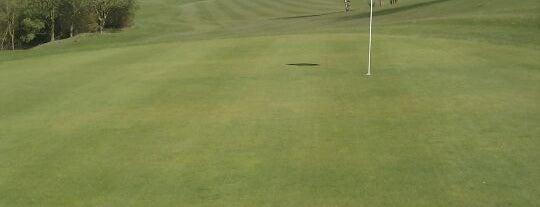 Golf de Ronchin is one of Locais curtidos por Marina.