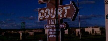 King's Rest Court Inn Santa Fe is one of Locais curtidos por liz.