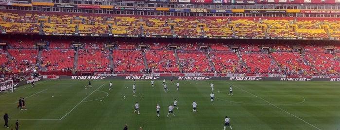 FedEx Field is one of Sporting Venues.