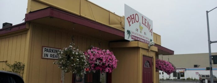 Pho Lena is one of Anchorage.