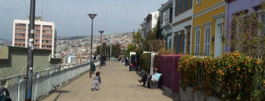 Paseo Atkinson is one of Valparaíso 2020.
