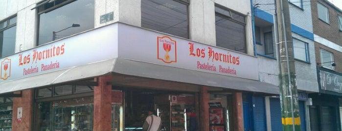 Hornitos Panadería Pastelería is one of Coñombia 2o17.