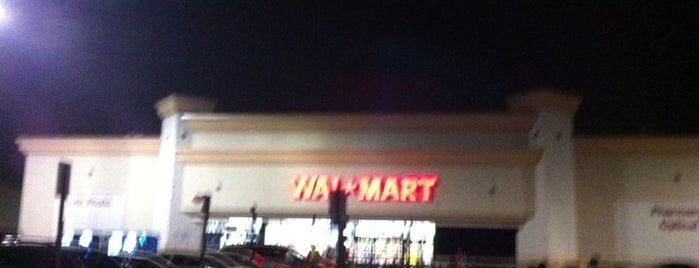 Walmart Supercenter is one of Corona.