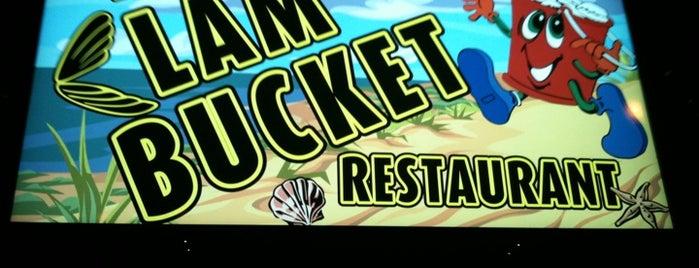 Clam Bucket is one of Cristian : понравившиеся места.