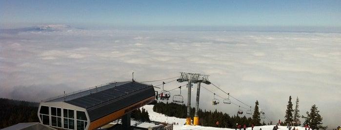 4-седалков лифт Ястребец Експрес (Yastrebets Express 4-chair Ski-Lift) is one of Tempat yang Disukai Zorata.
