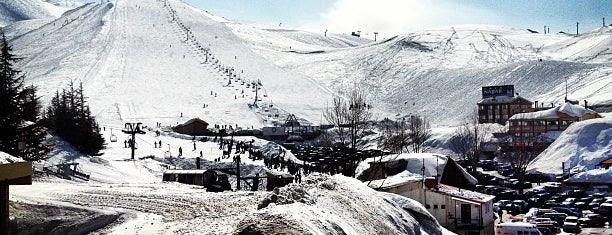 Faraya Mzaar Ski Resort is one of All-time favorites in Lebanon.