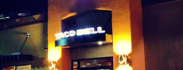 Taco Bell is one of ABQ Spots.