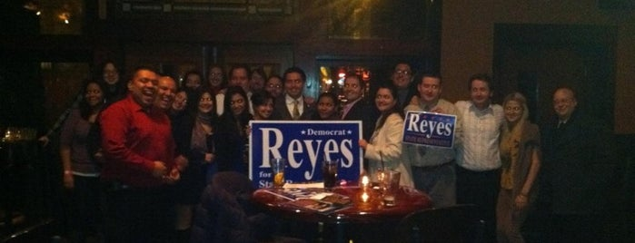 Robert Reyes Campaign HQ is one of Check out.