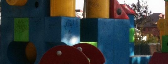 Parque (de Colores) Victimas del Terrorismo is one of Parks to enjoy in Boadilla.