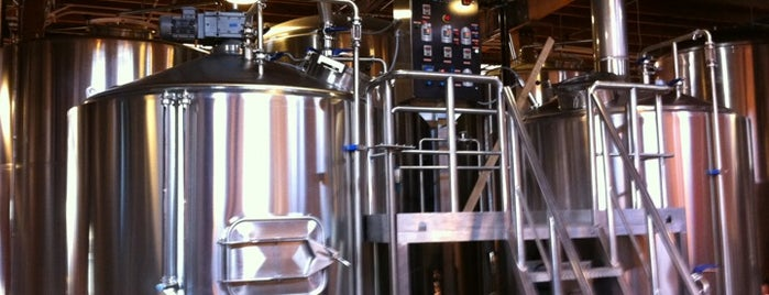 Mission Brewery is one of Craft Beer Hot Spots in San Diego.