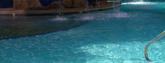 Rio Swimming Pool (Voodoo Beach) is one of Specific Nevada.
