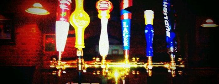 Brooklyn Tavern is one of Foosball bars.