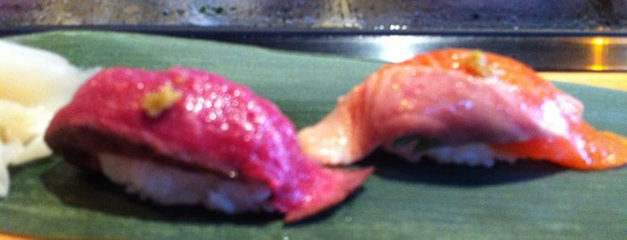 ICHI Sushi is one of SF.