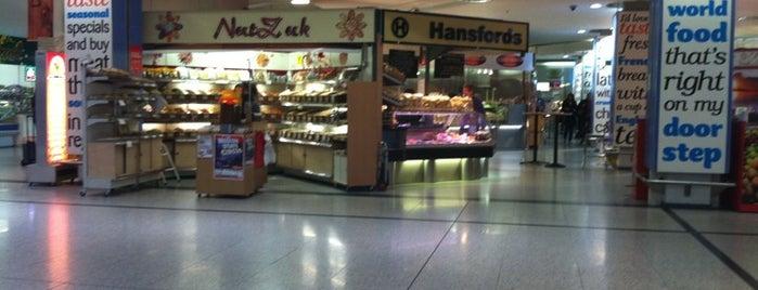 Manchester Arndale Market is one of สถานที่ที่บันทึกไว้ของ Max.