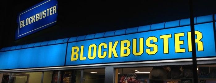 Blockbuster is one of Lugares favoritos de Mariela.
