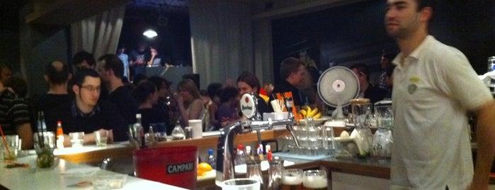 Jam Café is one of prazsky bary / bars in prague.