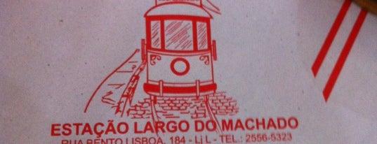 Estação Largo do Machado is one of Botecos cariocas.