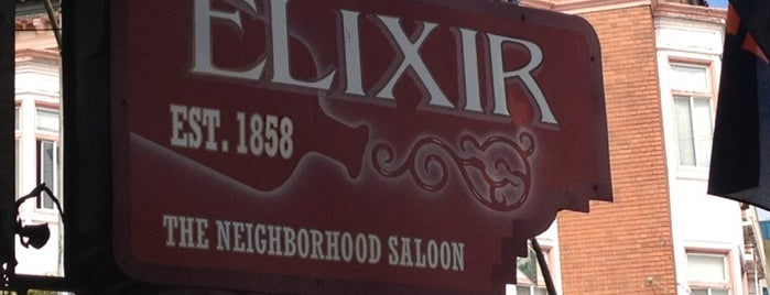 Elixir is one of All SF.
