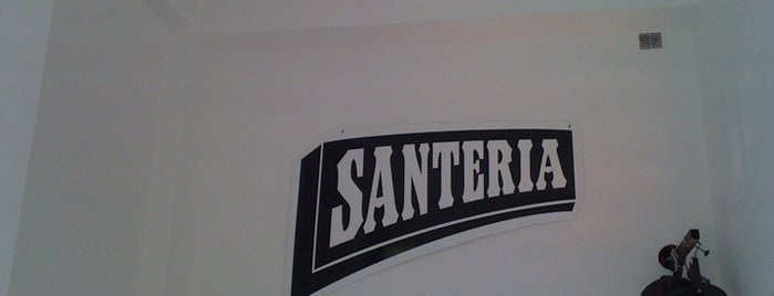 Santeria is one of Surprising Milan.