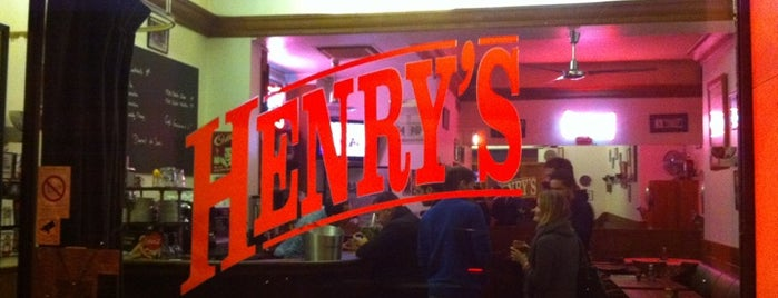Henry's is one of FatList - Paris [FR].