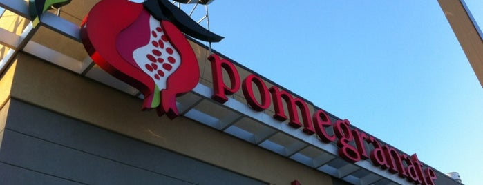 Pomegranate is one of Spots in NYC+.