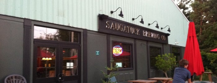 Saugatuck Brewing Company is one of Breweries to Visit.