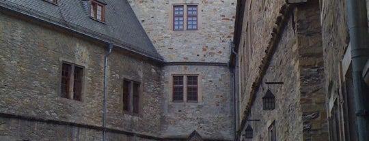 Wewelsburg is one of #111Karat - Kultur in NRW.