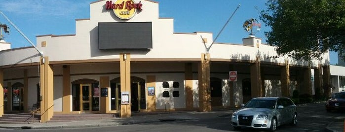 Hard Rock Cafe Niagara Falls USA is one of Hard Rock Cafes I've Visited.