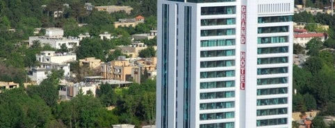 Chamran Hotel | هتل چمران is one of Iran.