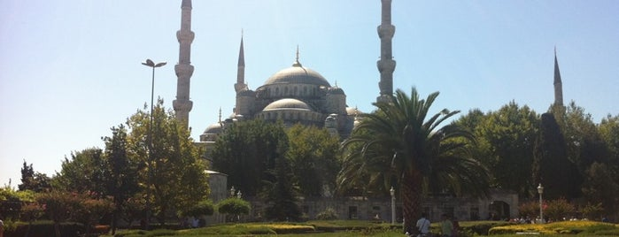 Sultanahmet is one of Istanbul Tourist Attractions by GB.
