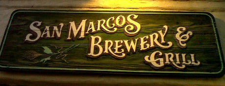San Marcos Brewery & Grill is one of Best Breweries in the World.