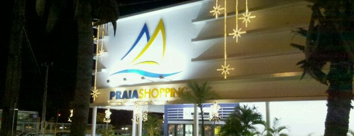 Praia Shopping is one of Shopping.