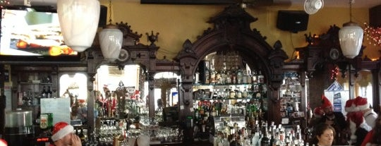 The Paris Cafe is one of NY Region Old-Timey Bars, Cafes, and Restaurants.