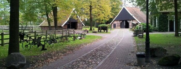 Openluchtmuseum Ootmarsum is one of Friesland & Overijssel.