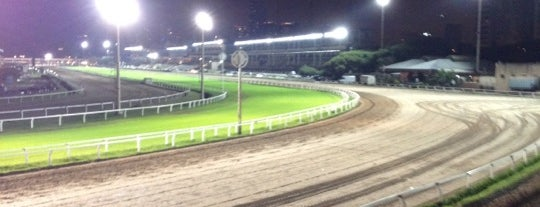 Hipódromo Argentino de Palermo is one of Locais curtidos por Maru.