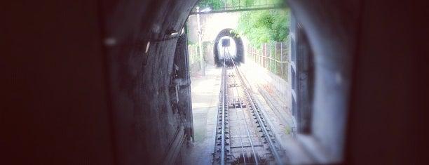Funicular del Parc de Montjuïc is one of Barcelona Essentials.