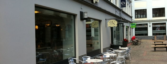 Cadets de Gascogne is one of Riga Foodie.
